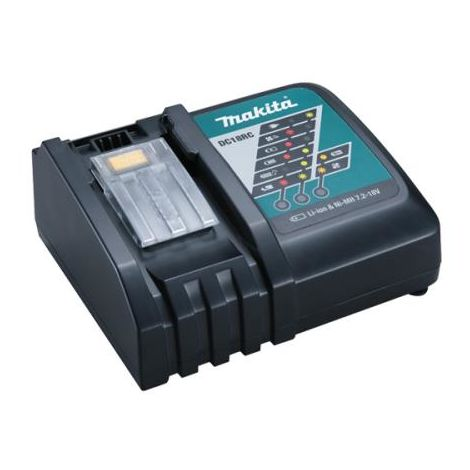 MAKITA DC18RC 14-18V LION CHARGER 110V