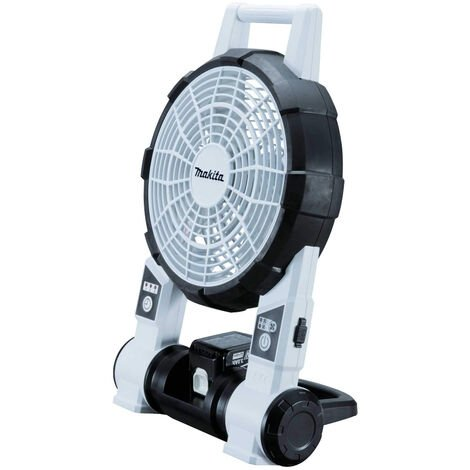 Makita DCF201ZW Portable Fan Cordless White 18V LXT Body Only