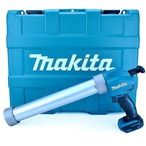 Makita DCG180ZBK 18V Body only Cordless Li-ion Caulking Gun