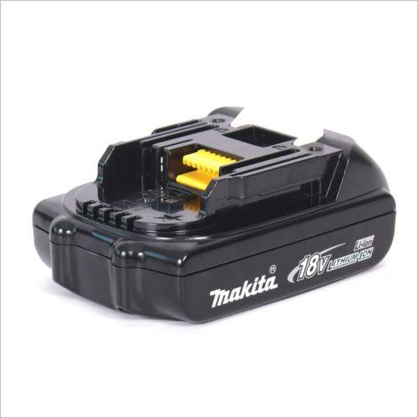 Makita DCL 180 Kit Y1J-D Aspirateur compact sans fil 18 V inclus 1 x Batterie BL 1815 N + chargeur DC18RC