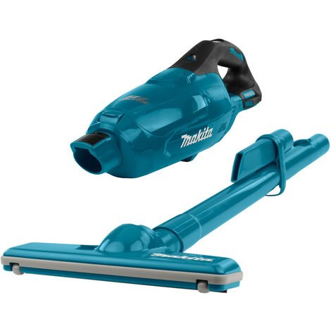 Makita DCL282FZ 18V LXT Li-Ion Brushless Cordless Stick Vacuum Cleaner