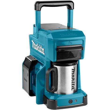 Makita DCM501Z 18V Litio-ion batería Cafetera con taza cuerpo
