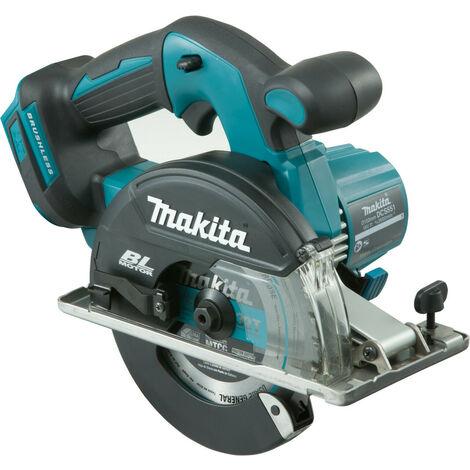 Makita DCS551ZJ 18v 150mm Bls Metal Saw (Body Only)