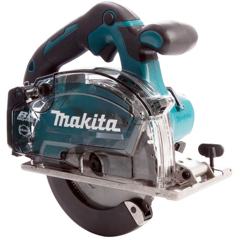 Makita DCS553Z 18V LXT Li-ion Cordless Brushless 150mm Metal Cutting Saw Body Only:18V