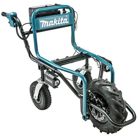 Makita DCU180Z Carretilla de jardin a bateria 18v sin bateria ni cargador
