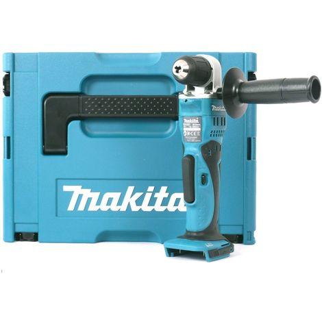 Makita DDA351ZJ 18V Li-Ion batería Taladro / destornillador angular cuerpo en maletín Mbox