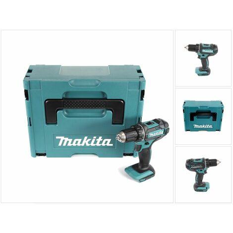 Makita DDF 482 RTJ Perceuse-visseuse sans fil de 18 V + Boîtier MAKPAC - sans Batterie ni Chargeur