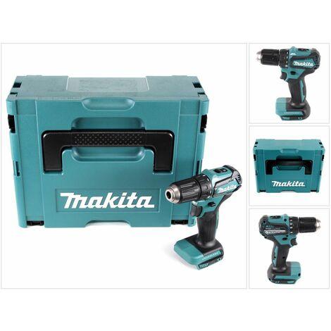 Makita DDF 483 ZJ 18 V Perceuse visseuse sans fil avec boîtier Makpac sans Batterie, ni Chargeur