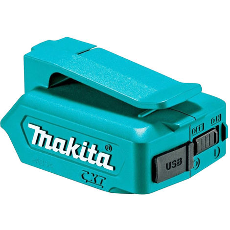 "main image of ""Makita DEAADP06 CXT USB Adaptor For 10.8V Batteries"""