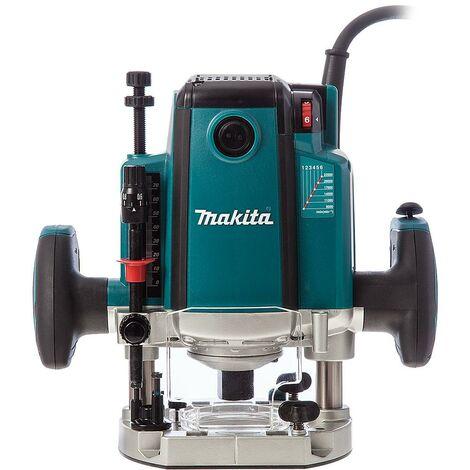 Makita - Défonceuse Ø12mm 1650W - RP2301FCX