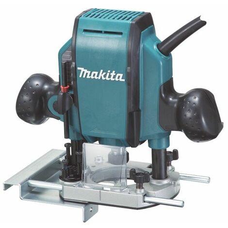 Makita Défonceuse 6/8 mm, 900 W - RP0900J