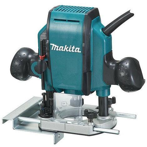 Makita - Défonceuse Ø 8mm 900W - RP0900