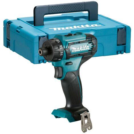 """Makita DF033DZ 12V Max 10.8V CXT 1/4"""" Hex Drill Driver Compact + Makpac Bare"""