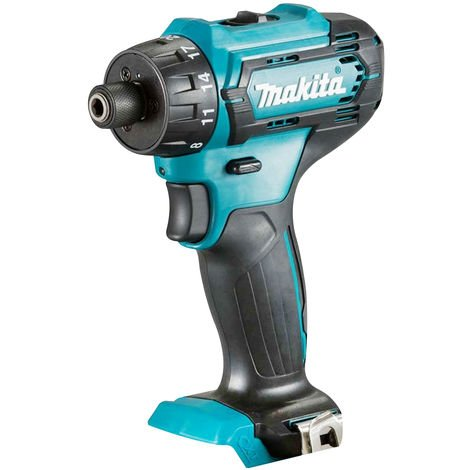"Makita DF033DZ 12V Max CXT 1/4"" Hex Drill Driver Body Only:10.8V"