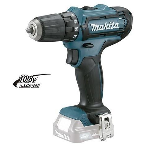 Makita DF331D - Taladro atornillador 10.8 2.0A - Solo máquina