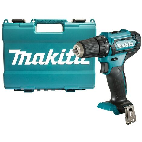 Makita DF333DZ 12V Max CXT Drill Driver 10.8V Bare Unit - Includes Carry Case