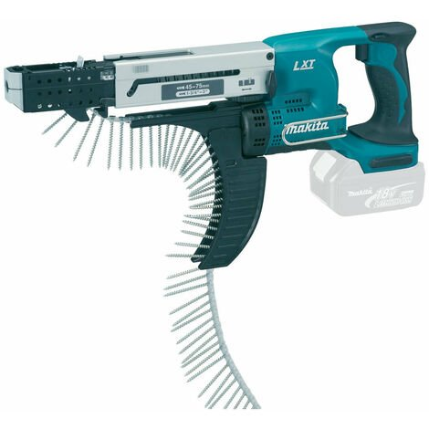 Makita DFR750Z 18v Auto-Feed Screwdriver Body Only