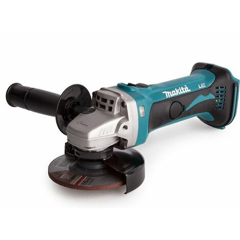 Makita DGA452Z 18V Litio-Ion batería Amoladora angular - 115mm