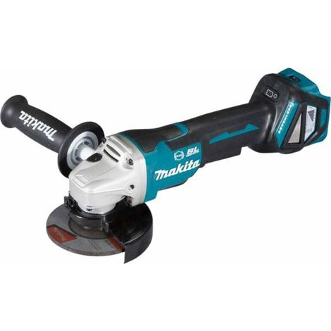 Makita DGA467Z 18v 115mm Angle Grinder - Brushless LXT Body Only