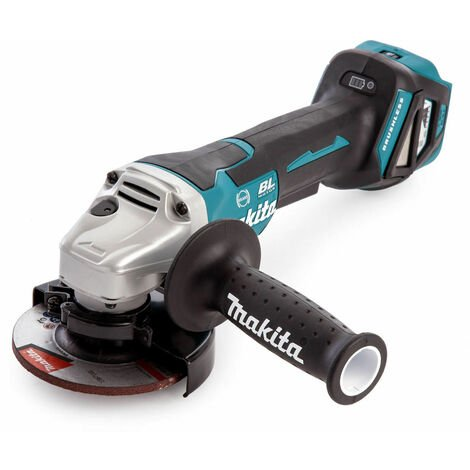 Makita DGA467Z 18V Cordless Angle Grinder 115mm Body Only