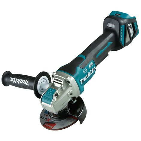 Makita DGA469Z 18v Cordless Brushless X-Lock Angle Grinder Li-Ion 115mm Bare