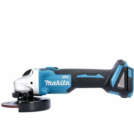 Makita DGA504Z 18V Cordless Brushless Angle Grinder 125mm Body Only