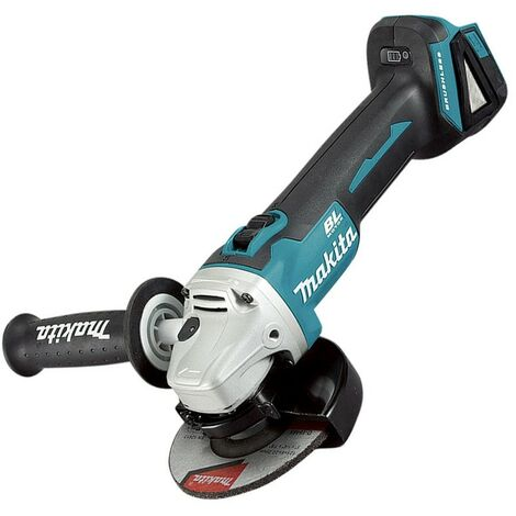 Makita DGA506Z 18v Cordless Brushless 125mm Angle Grinder Lithium - Bare Tool