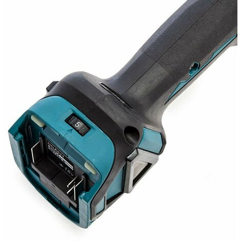 Makita DGA511Z 18V Litio-Ion - Amoladora angular cuerpo 125 mm - sin escobillas