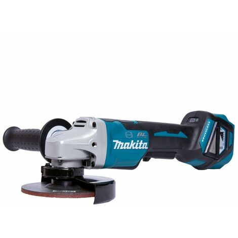 Makita DGA517Z 18v Brushless Paddle Switch 125mm Angle Grinder