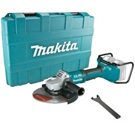 """Makita DGA900Z 18v / 36v Cordless Brushless 230mm 9\"""" Angle Grinder + Case"""