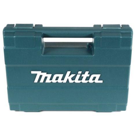 Makita DHP 482 Z Taladro combinado de impacto inalámbrico 18 V + Juego de brocas y puntas B-53811 de 100 accesorios - Sin batería, sin cargador, sin maletín incluidos