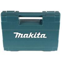 Makita DHP 483 RTJB Taladro percutor a batería 18 V Color negro en Makpac 2 + 2x Batería BL1850 5,0 Ah + Cargador DC18RC + Juego de brocas y puntas B-53811 de 100 accesorios