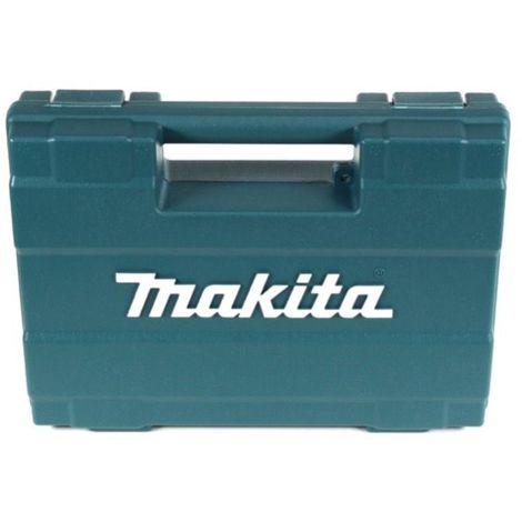 Makita DHP 484 Z 18V Brushless Li-Ion Perceuse-visseuse à percussion sans fil + 100 pièces de Faises et Trépans pour perceuse Makita B-53811 - sans Batterie, sans Chargeur