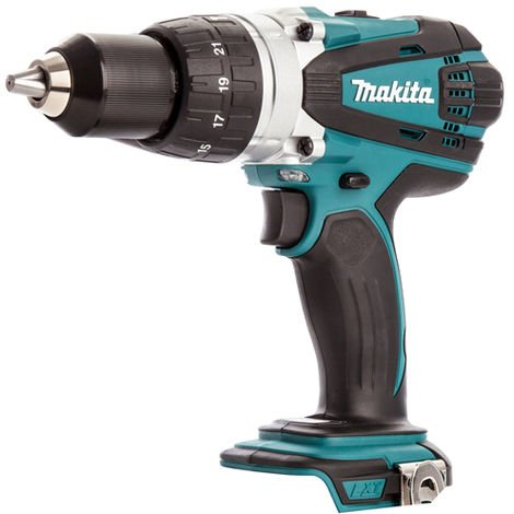 Makita DHP458Z 18V LXT Cordless 2 Speed Combi Drill Body Only