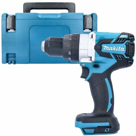 Makita DHP481Z 18v Brushless Combi Drill Body With Type 3 Case & Inlay