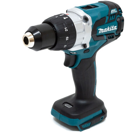 Makita DHP481Z 18V LXT Li-Ion Brushless Combi Hammer Drill Body Only