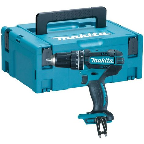 Makita DHP482Z 18v LXT Cordless Combi Drill Bare Unit in MakPac Case