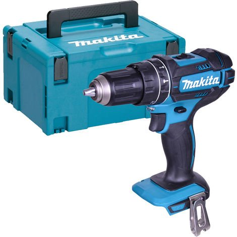 Makita DHP482Z 18V LXT Cordless Combi Drill Bare Unit With Mak Case 3:18V