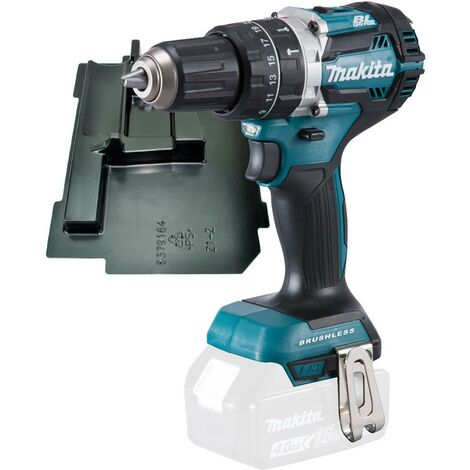 Makita DHP484Z 18V LXT Lithium Ion Brushless Combi Hammer Drill + Makpac Inlay