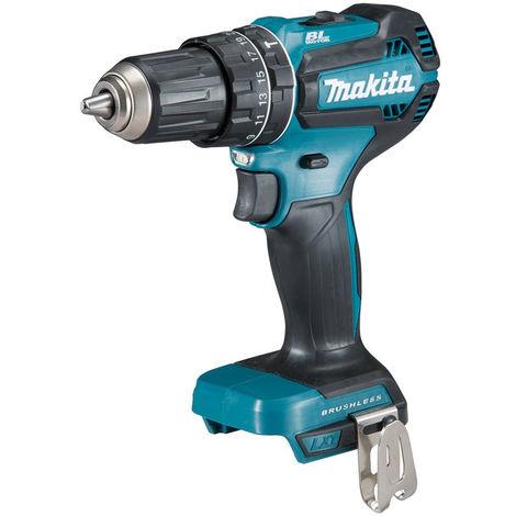 Makita DHP485Z 18V LXT Brushless 2-speed Combi Drill Body Only:18V