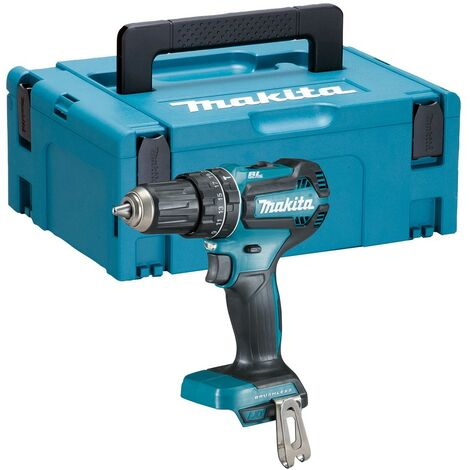Makita DHP485Z 18V LXT Lithium Brushless Combi Hammer Drill Bare + Makpac Case