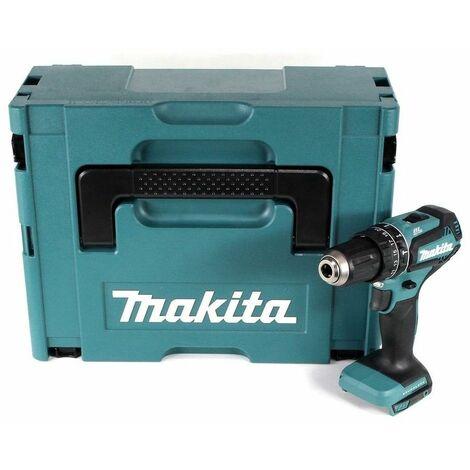 Makita DHP485ZJ 18V Litio-Ion batería Taladro / Atornillador cuerpo en Mbox - sin escobillas