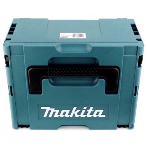 Makita DHR 171 RGJ 1,2J 18V Marteau perforateur à batterie Brushless SDS Plus + 2x Batteries 6,0Ah + Chargeur + Coffret Makpac