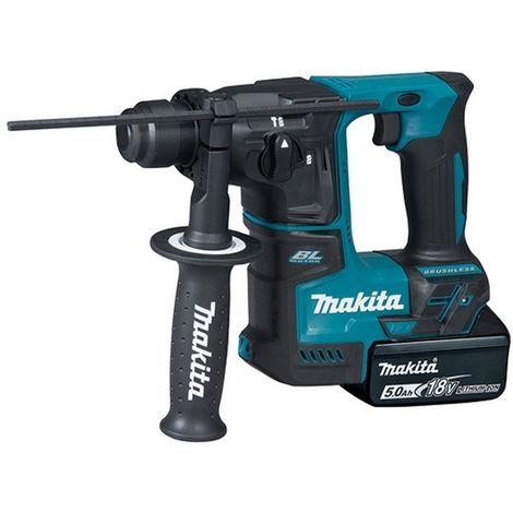 MAKITA DHR171RTJ - Martillo ligero 17mm a bateria 18v 5.0ah