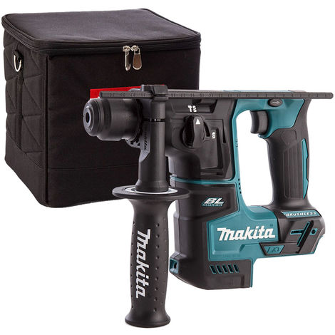 Makita DHR171Z 18V Brushless SDS+ Hammer With 831373-8 Cube Tool Bag