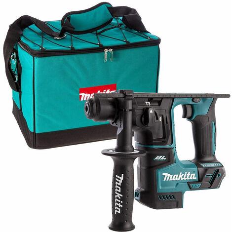 Makita DHR171Z 18V Brushless SDS+ Rotary Hammer Drill with Heavy Duty Tool Bag