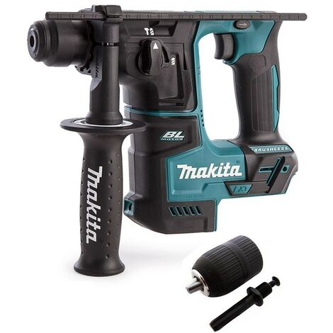 Makita DHR171Z 18V Cordless Brushless SDS Plus Rotary Hammer Drill Body + Chuck