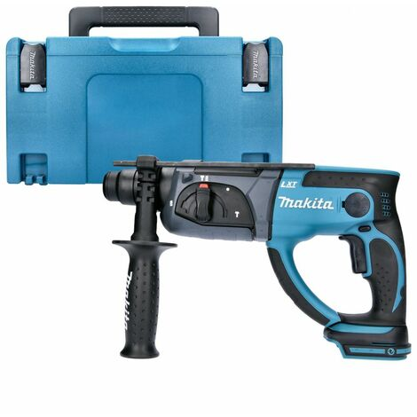 Makita DHR202Z 18V SDS Plus LXT Hammer Drill With Type 3 Case & Inlay
