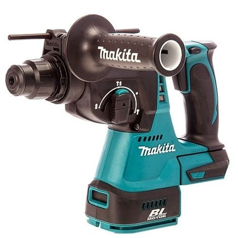 Makita DHR242Z 18V SDS+ Brushless 24mm Rotary Hammer Drill Body Only