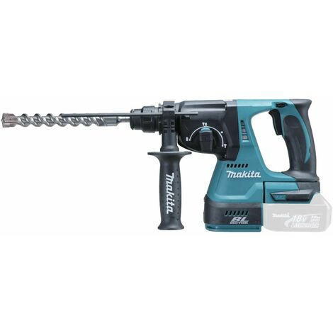Makita DHR242Z Perfo-burineur SDS-plus à batteries 18V Li-Ion (machine seule) - moteur sans charbon – 2,0J
